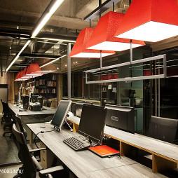办公室吊顶装修图片大全