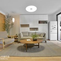 简单中式客厅图片