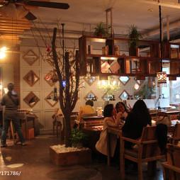 咖啡厅设计效果图