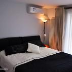 小户型美式卧室窗帘装修设计