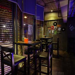 酒吧小台区设计