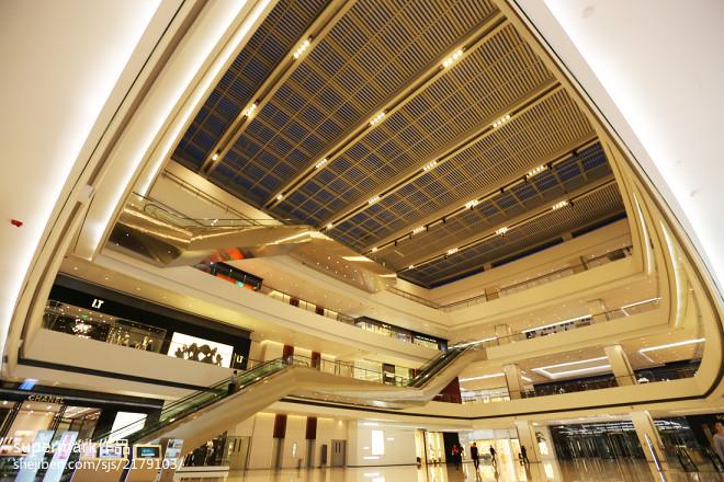 商场吊顶设计