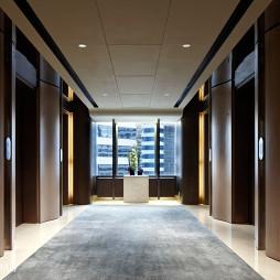 酒店电梯间装修图