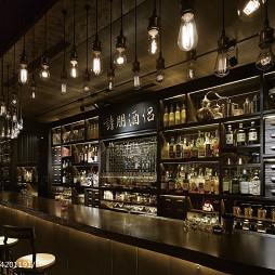 酒吧酒柜装修设计