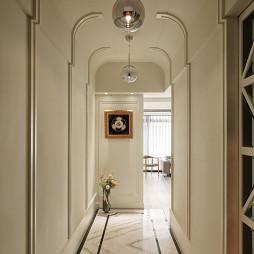 267平住宅美式玄关设计