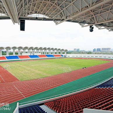 佛山-高明区体育中心设计效果图图库大全