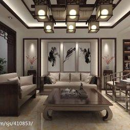中国风装修效果图汇总欣赏