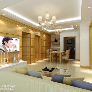 一套小公寓设计_2054660