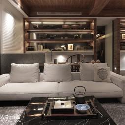 新竹常在样板间设计实景图案例_2056823