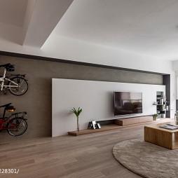 混搭风格客厅空间设计