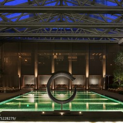 酒店泳池設計