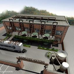工业餐厅_2064508