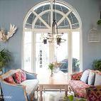 咖啡厅窗户造型设计