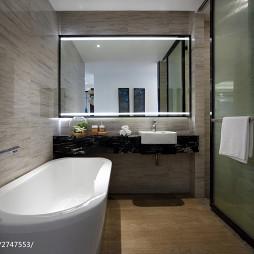 混搭浴室装修效果图片汇总