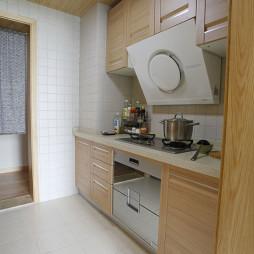 MUJI风格厨房设计