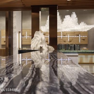 幸福时光售楼处 线性设计的视野延伸_2090791