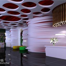 梵舍设计:郑州美格非时尚健身房设计_2093072