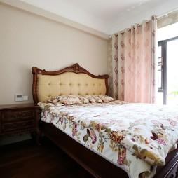 简欧卧室图片