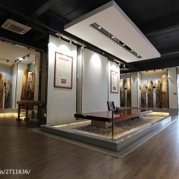 江西南康红木展览馆设计效果图片