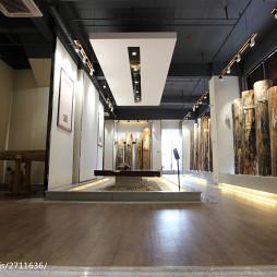 江西南康红木展览馆设计效果图图片