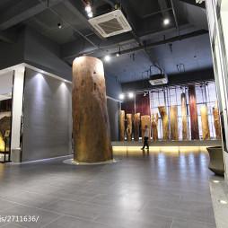 江西南康红木展览馆设计效果图图库