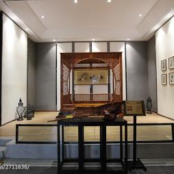 江西南康红木展览馆设计效果图片欣赏