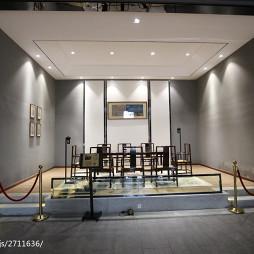 江西南康红木展览馆设计效果图库欣赏