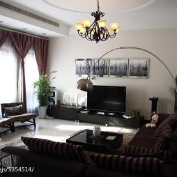简约现代风格别墅客厅设计
