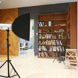 展示空间摄影区装修设计