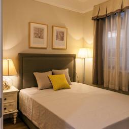 现代混搭卧室设计