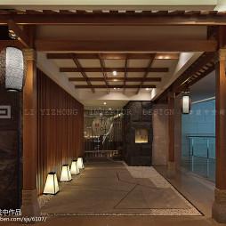 餐厅门厅设计