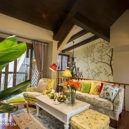 美式风格别墅客厅设计