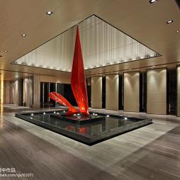 现代风格售楼中心设计