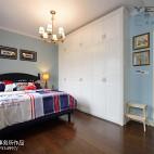 美式卧室衣柜设计效果图欣赏