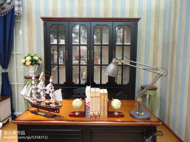 美式家具展厅设计效果图欣赏
