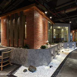 火锅餐饮店装修设计