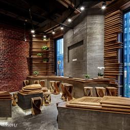 火锅餐饮店设计图片