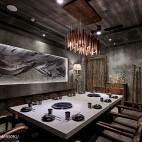 火锅餐饮店包间装修设计