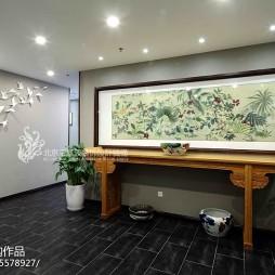 办公室文化墙设计效果图片