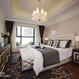 欧式家装格调卧室设计