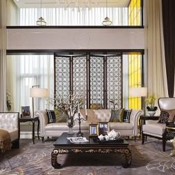 欧式家居时尚客厅设计