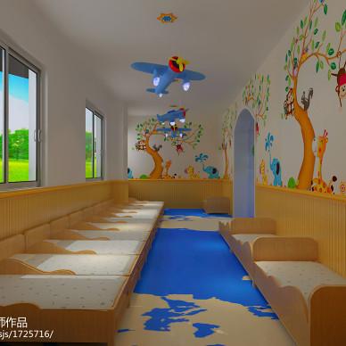 幼儿园背景墙设计效果图