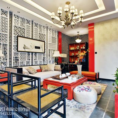 北京南池子四合院别墅设计