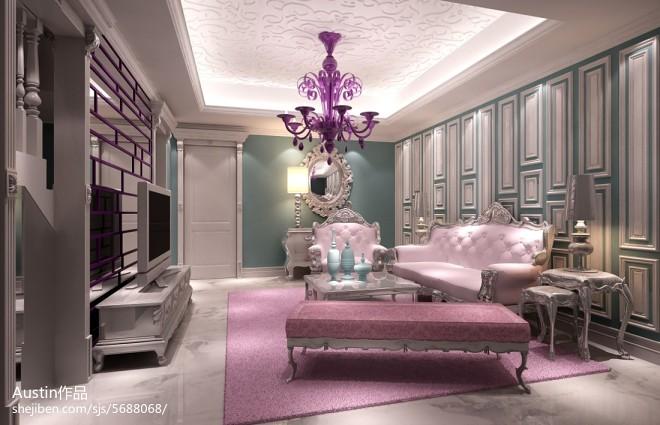 某酒店套房设计_2151635