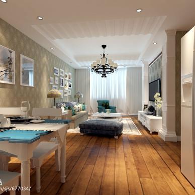 安康市高新区仕府大院3#三室两厅100M平方美式_2152070