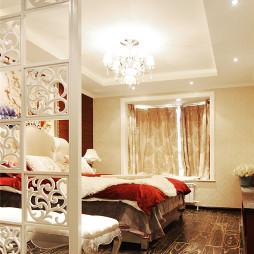 新古典婚房卧室装修图大全欣赏