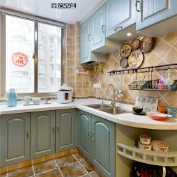 地中海厨房装修
