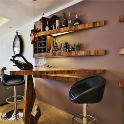 家装现代风格吧台设计
