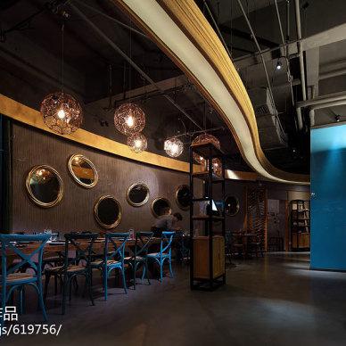 苏州THAI CUISINE西餐厅装修设计