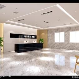 杭州某公司办公设计方案_2183208